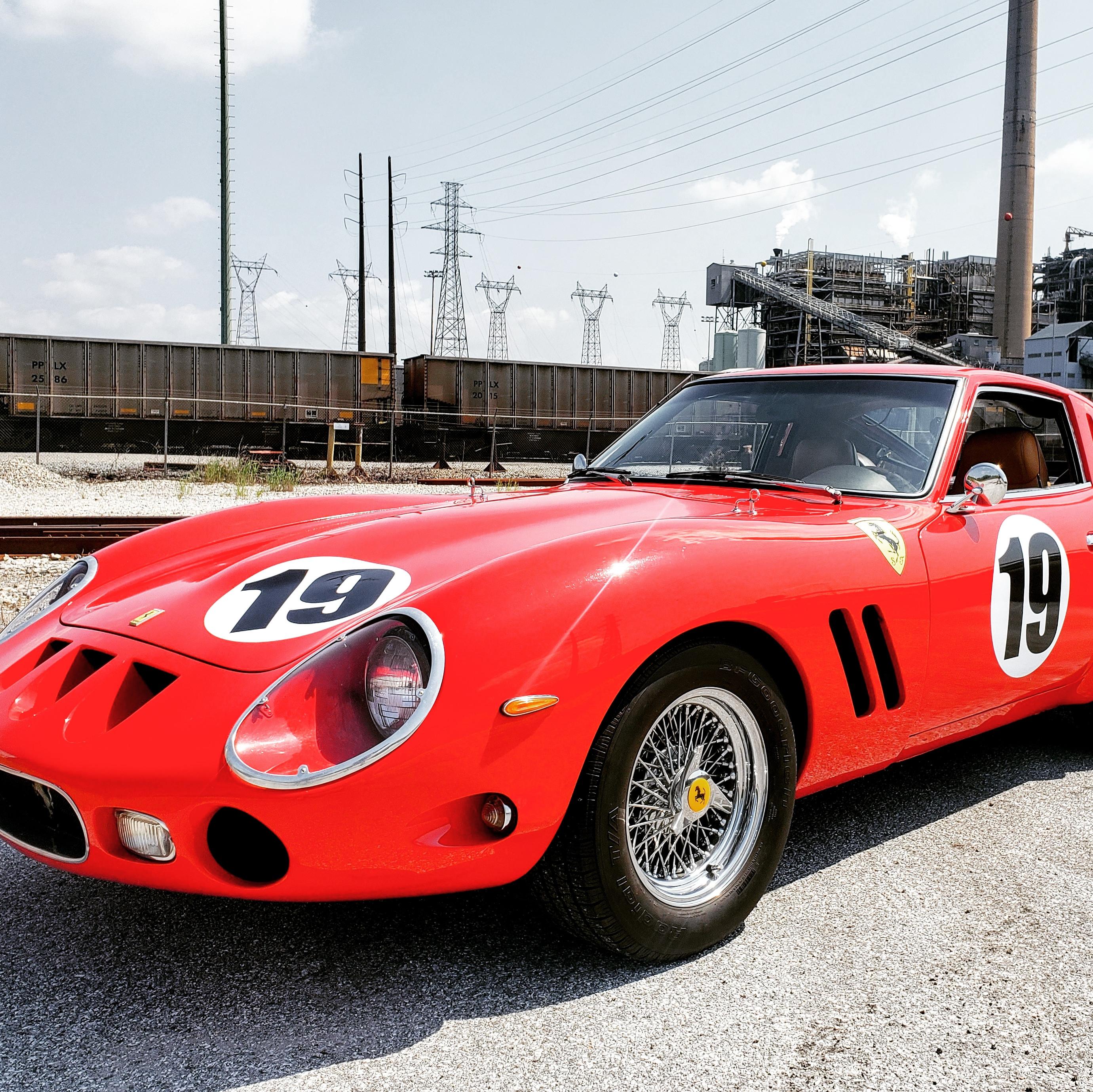 Ferrari 250 Gto Hire York