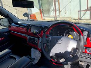 ハイエースバン TRH200Kのカスタム事例画像 ドリチンHunterさんの2019年11月17日23:00の投稿