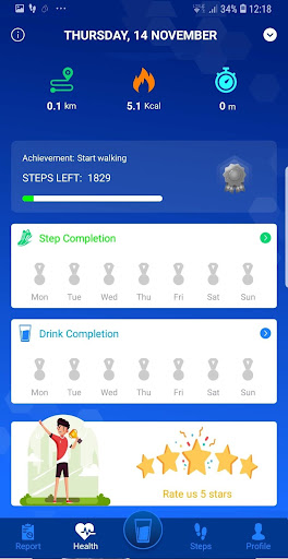 Water drink reminder screenshot 11