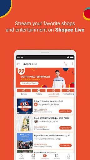 Shopee 9.9 Super Shopping Day 2.60.08 screenshots 7