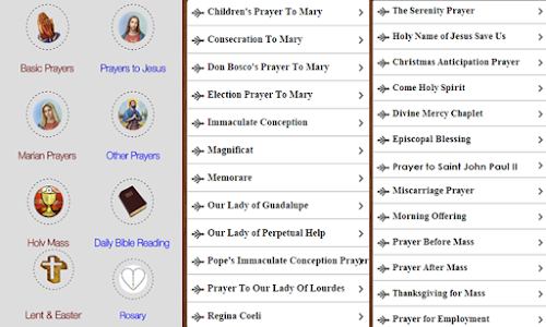 Powerful Prayers: Catholic screenshot 1