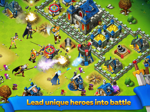 Might and Glory: Kingdom War  screenshots 16