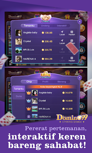 Download Domino 99•Poker QQ Google Play softwares