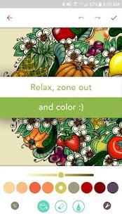 Pigment - Coloring Book Screenshot