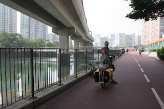 Photo: Day 202 - On the Cycle Path from Tsuen Mun