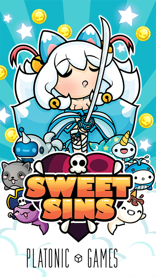 ♥ Sweet Sins: Kawaii Run- screenshot