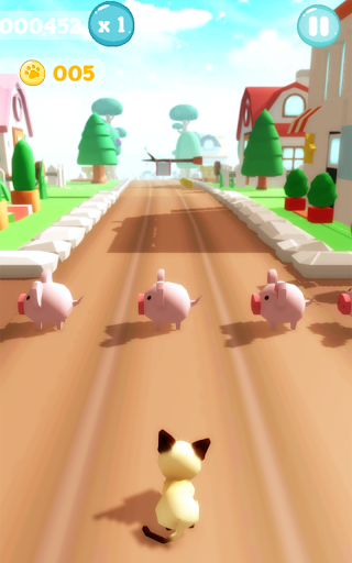 Cat Run 1.1.7 screenshots 12