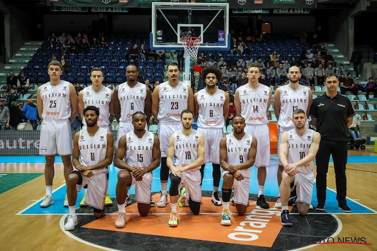 """De Belgian Lions zijn in Litouwen voor belangrijk tweeluik met het oog op het EK: """"We gaan gewoon voor twee overwinningen"""""""