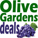 OliveGardens Coupons Deals & 100's of Free Games icon