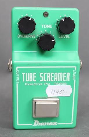 Ibanez Tubescreamer TS808 USED. Very good condition. No Box or PSU.