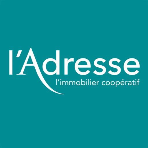 Logo de L'ADRESSE - AGENCE CONSEIL IMMOBILIER