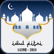 Ucapan Selamat Idul Fitri 1439H - 2018