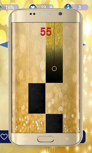 Gold Piano Tiles 2018