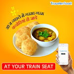 Food delivery at Sonipat railway station