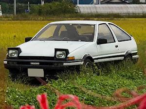 スプリンタートレノ AE86のカスタム事例画像 *熊猫*さんの2020年10月08日23:58の投稿