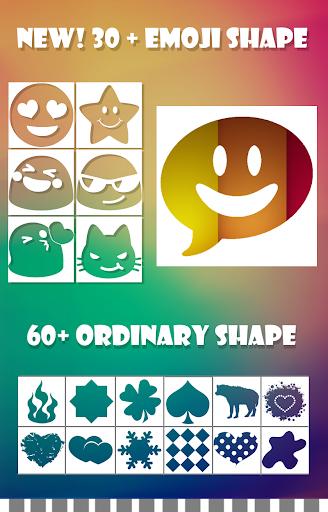 Facegram: Add Emoji Shape