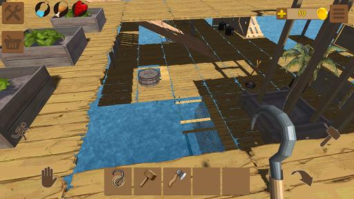 Oceanborn: Survival on Raft 1.5 screenshots 14