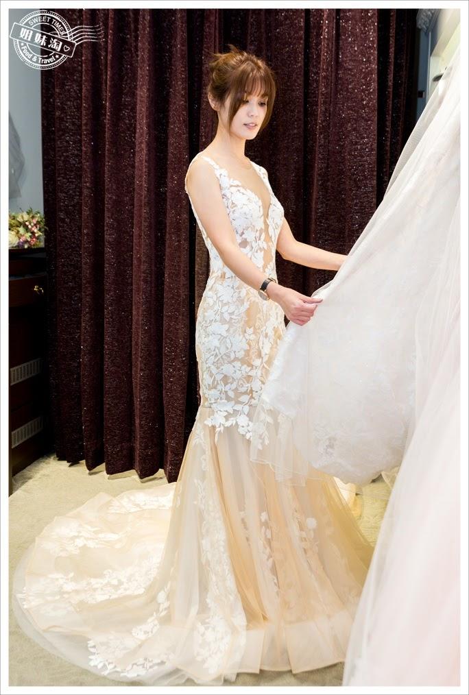 聖羅雅麗緻婚紗漂流美