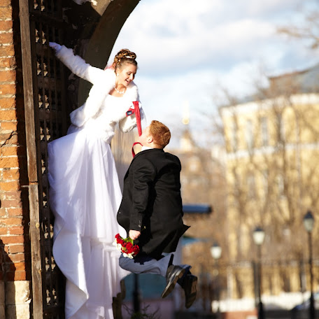 Wedding photographer Maks Kotov (Klochkov). Photo of 22.12.2013