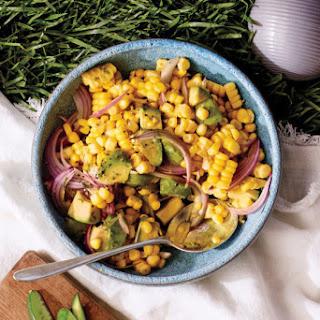 Shaved Corn Salad