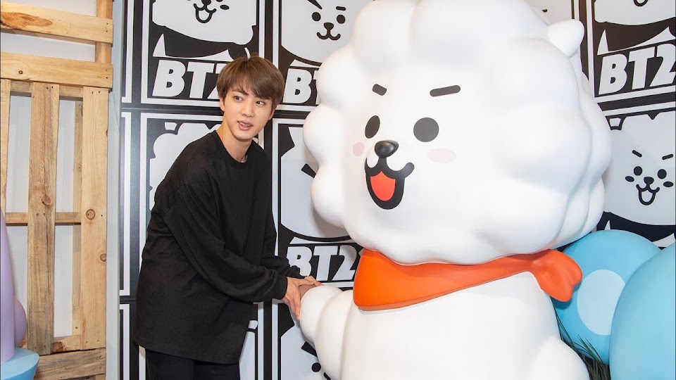 Jin and RJ