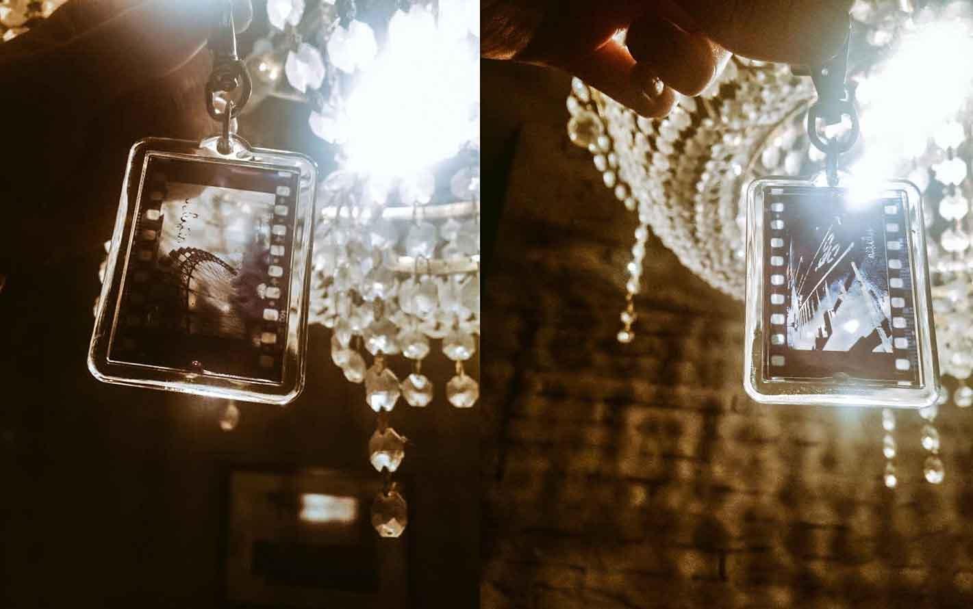 [迷迷選物]寫真館Gelatin攝影作品正片壓克力鑰匙圈