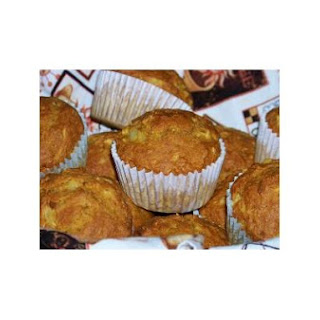 Scrumptious Pumpkin Pineapple Muffins
