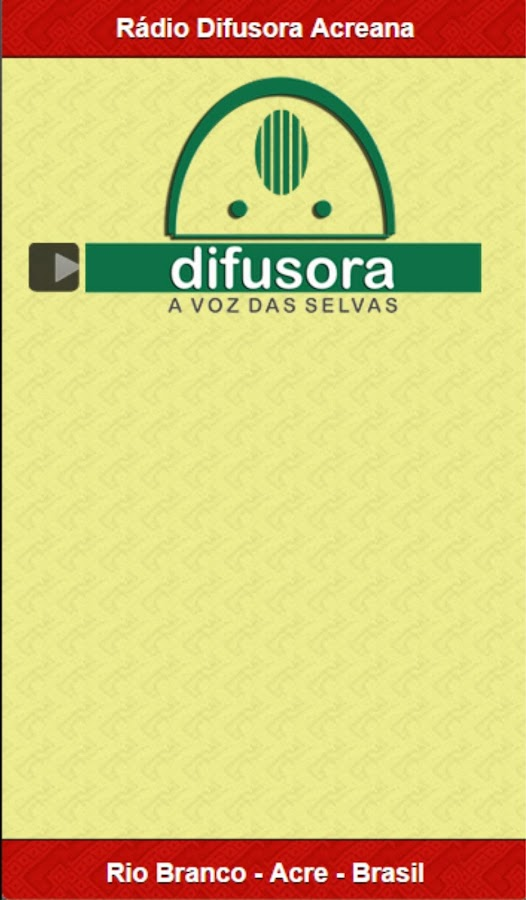 Radio Difusora Acreana- screenshot