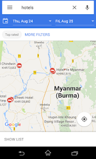 Myanmar (Burma) Map and Geography - náhled