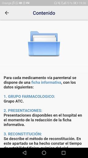 Medicamentos vu00eda parenteral 3.0 Screenshots 8