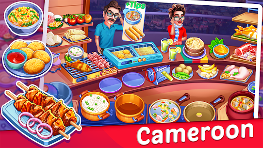 Cooking Express : Star Restaurant MOD (Unlimited Money) 4