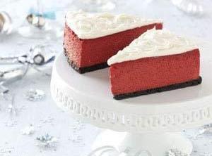 Red Velvet Cheesecake Recipe