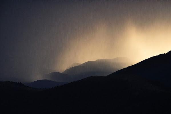 Mountain Rain  di Diana Cimino Cocco