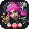 Video Call Around The World And Video Chat Guide icon