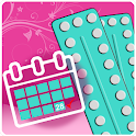 Birth Control Pill Reminder & Tracker icon
