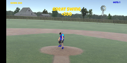 Middle Wars: Slow Pitch Softball Game screenshots 4