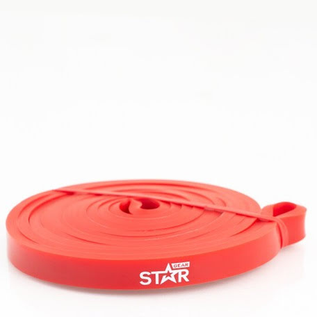 Star Gear Fitness Band - Röd