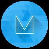 Milos UI - CM12 Theme