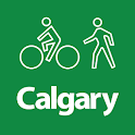 City of Calgary Bikeways & Pathways icon