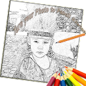 Turn Photo to Pencil Sketch icon