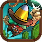 Cowboys Bullets - Flappy icon