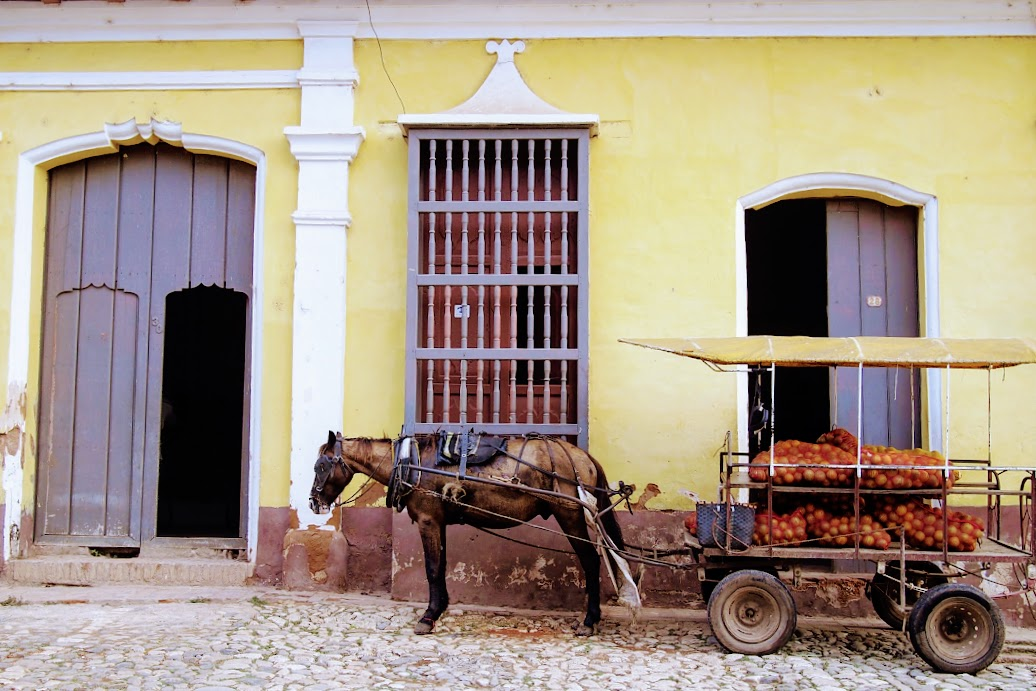 So many photo opportunities here in Trinidad, Cuba