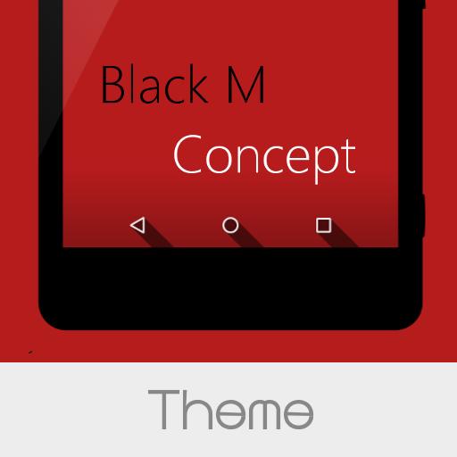 Black M Concept Theme