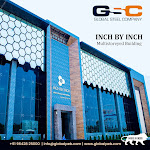 GLOBAL STEEL COMPANY - BUILDS A BEST MULTI-STORED BUILDINGS.