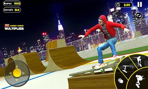 Flip Skate Stuntman 1.2 screenshots 1