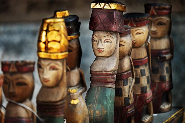 Tradizioni tribali di Sergio Locatelli