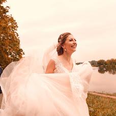 Bryllupsfotograf Andrey Makaruk (qssamp). Foto fra 26.01.2019