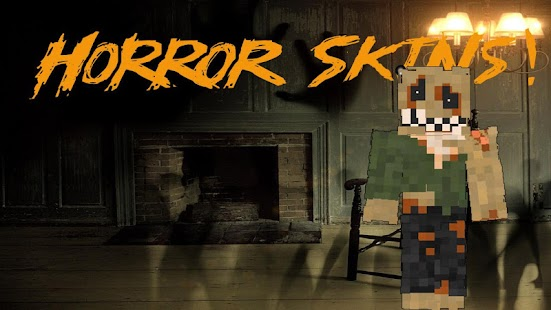 Horror skins for mcpe - náhled