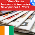 Ivory Coast Newspapers icon
