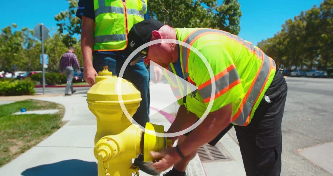 Thumbnail of the Smart Hydrants Help Find Leaks Using Acoustic Tech Video